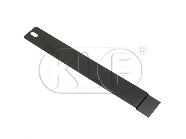 Sunroof Assembly Spring Bar Cover Plate, year thru 07/55