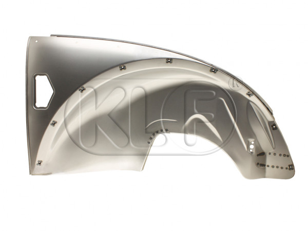 Front Quarter Panel right, year 04/51 - 09/52 (for cars with ventilation flap)