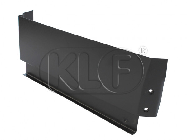 Rear Quarter Panel left, front section, small