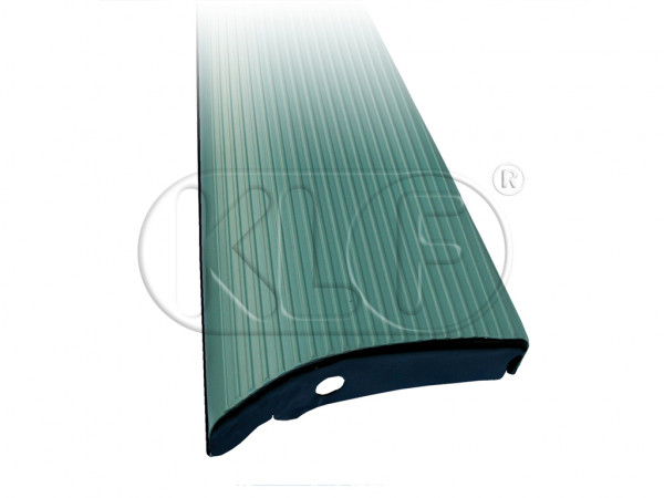 Running Board, right, Top Quality, with green mat
