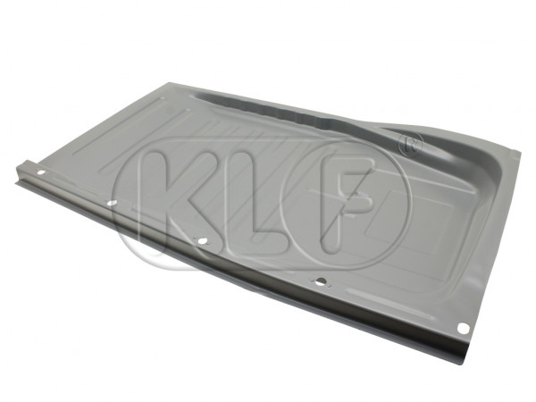 Floor Pan Quarter rear left, Top Quality, year 08/72 on