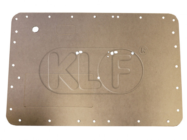Side trim panel front, year 08/66 on