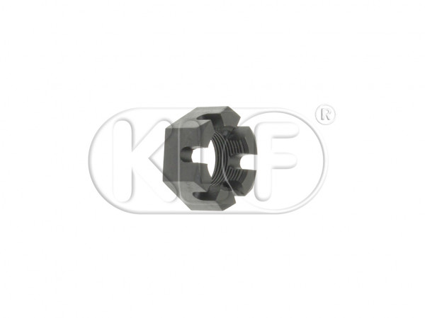 Axle Nut rear, year thru 7/67