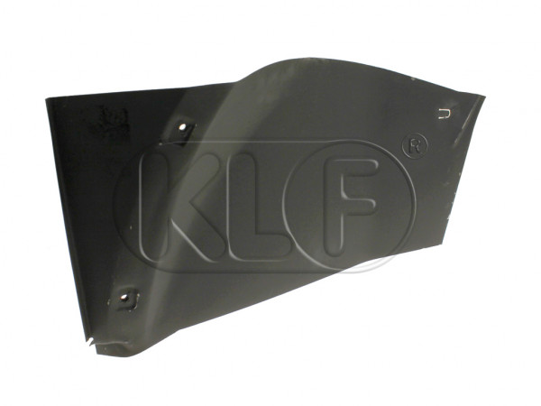 Wheelhouse front right, rear section, XL size, not 1302/1303