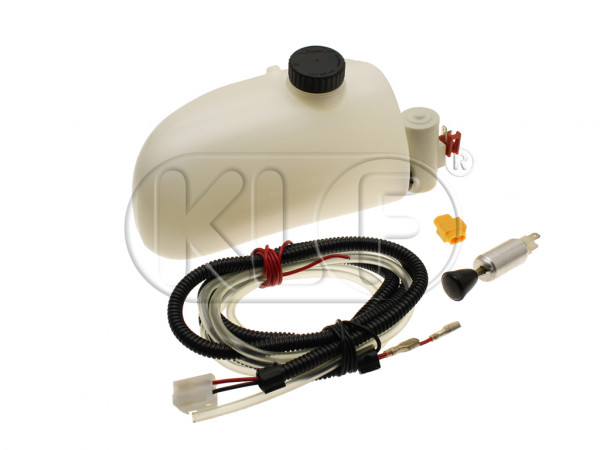 Water Reservoir with Pump, 12 volt, year 8/60 on (not 1302/1303)