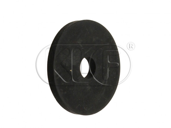 Rubber Seal, gearbox nose cone, year thru 7/60