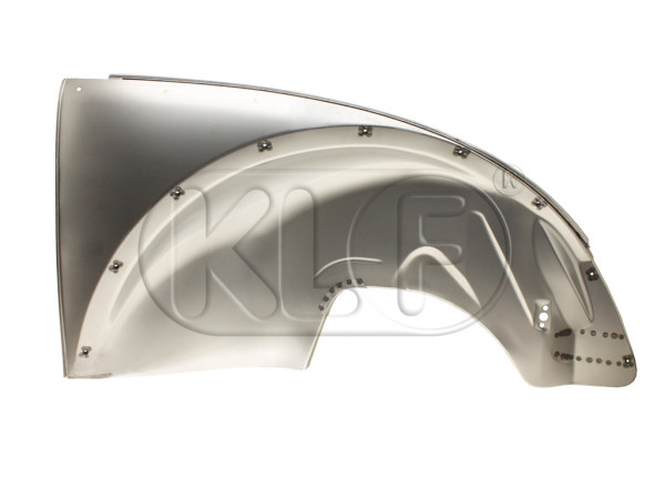 Front Quarter Panel right, year 08/49 - 09/52 (cars without ventilation flaps)