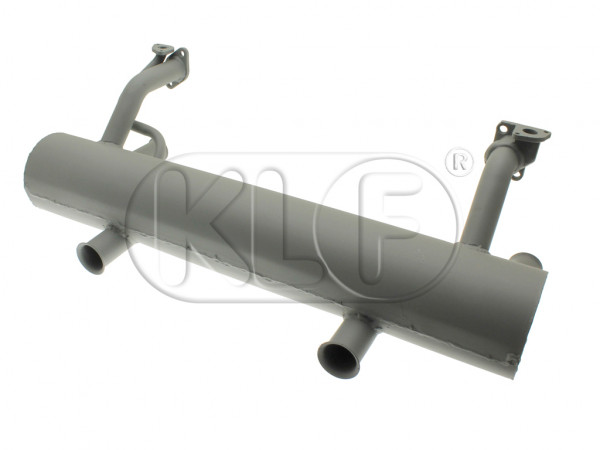 Muffler, 22 kW (30 PS), year 8/55-7/60