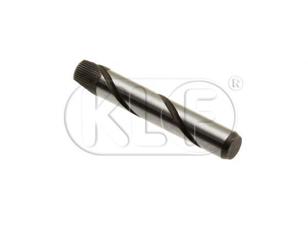 Hinge Pin, second oversize, 8,15mm diameter, year 08/67 on