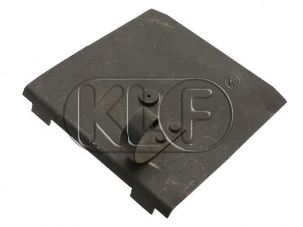 Air Control Flap for heating system, left, 25 kW (34 PS), year thru 12/62
