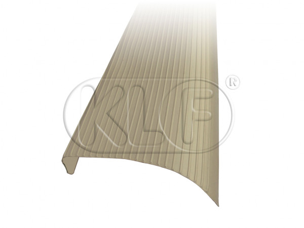Running Board mat beige, left