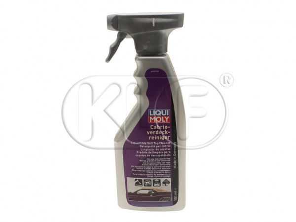 Convertible Top Cleaner, 500ml