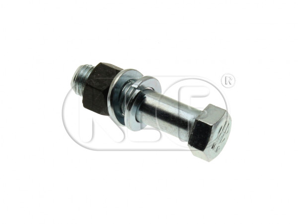 Bolt and Nut for Strut/Spindel, 1303 only, year 8/73 on