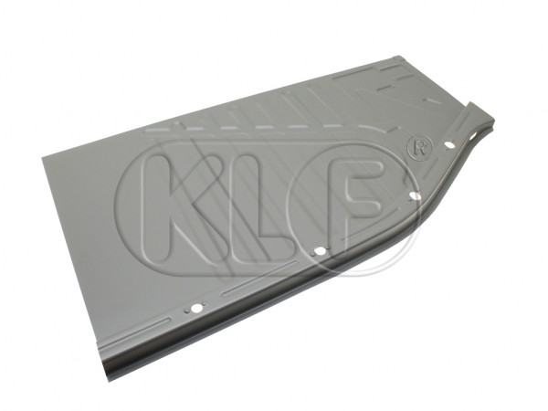 Floor Pan Quarter front right, Top Quality, year 08/72 on