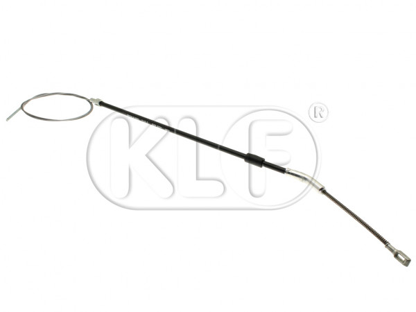 Handbrake Cable, 1749mm, year 08/72 on