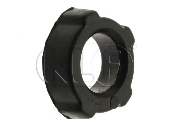 Rubber Bushing Torsion Arm, outer left year 8/59-7/68, inner right year 8/59 on