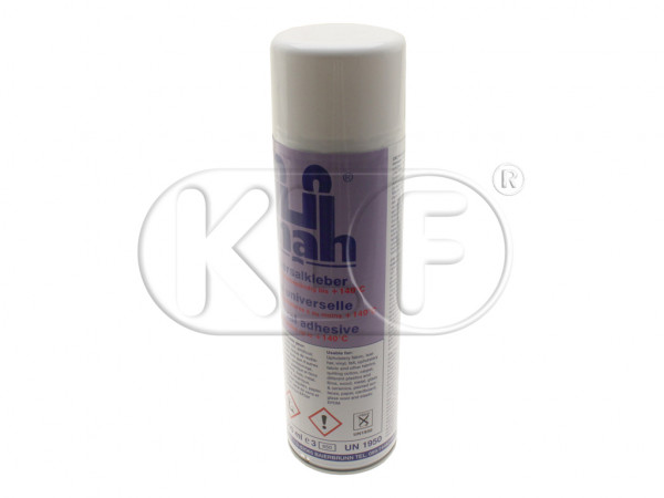 Spray adhesive glue for headliner and carpet