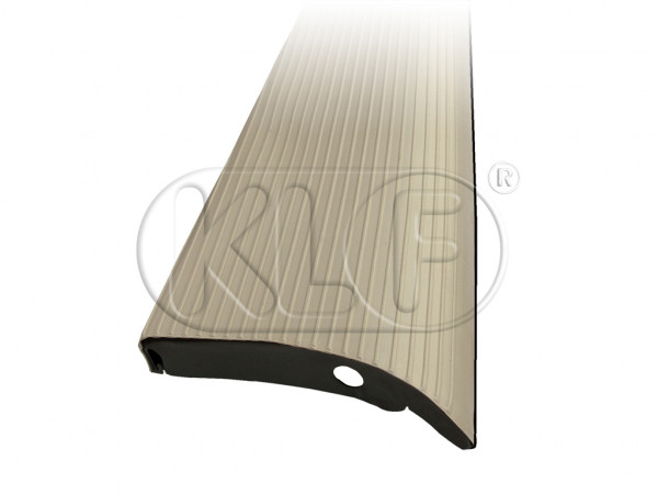Running Board, left, Top Quality, with beige mat