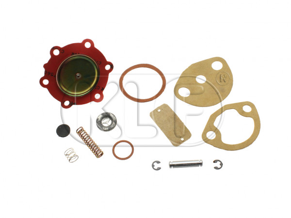 Fuel Pump Rebuild Kit, 1200-1600ccm, only for original pumps, year 8/60-7/65