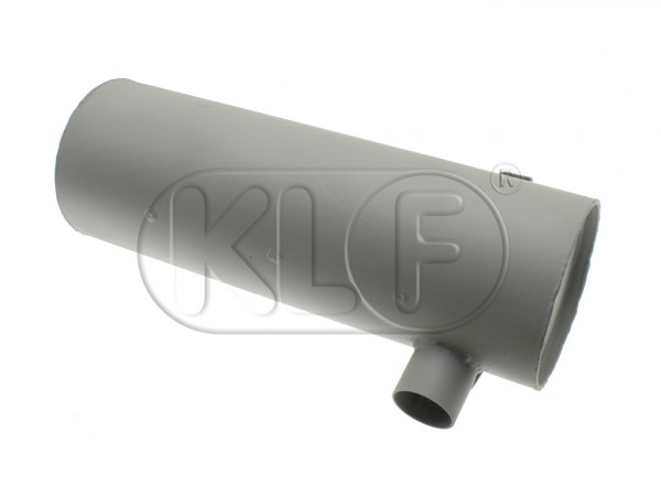 Muffler, US-version with catalytic converter, 37 kW (50 PS)