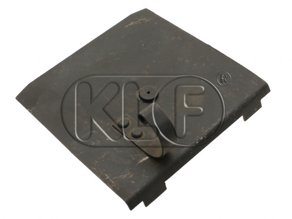 Air Control Flap for heating system, right, 25 kW (34 PS), year thru 12/62