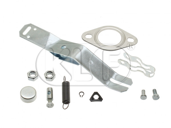 Lever Kit, heat exchanger, 1/63 on universal, fits left and right