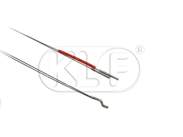 Heater Cable, only 1303 and automatic, year 08/72 on