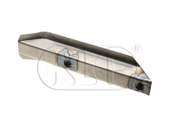 Rear Bumper Bracket Mount, fits left and right, Top Quality, year thru 09/52