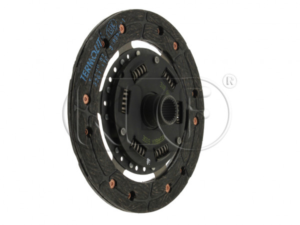 Clutch Disc, 1500-1600ccm, 200mm