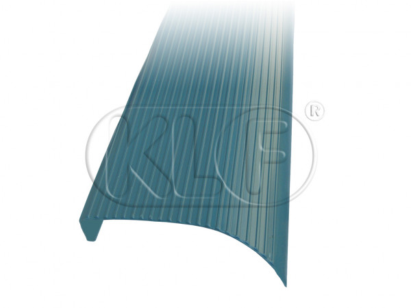 Running Board mat blue, left