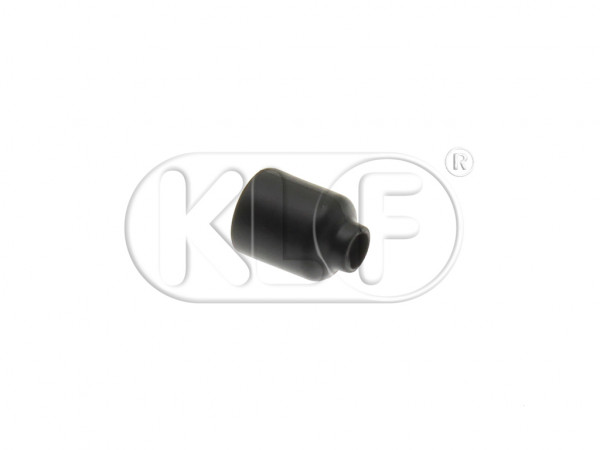 Boot for Accelerator Cable Sleeve, year 12/70 on