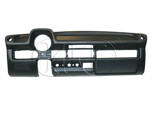 Dashboard 1303, rebuilt, incl. glove box cover, core charge , year 08/72 - 07/73