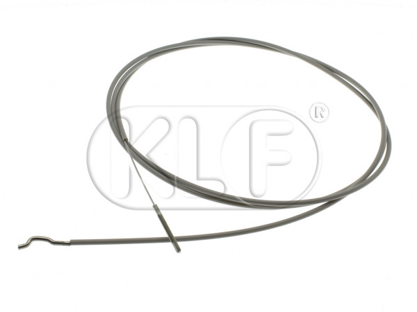 Accelerator Cable, 2608mm, only US-version, year 8/75 on