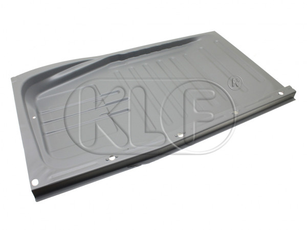 Floor Pan Quarter rear right, Top Quality, year 08/72 on