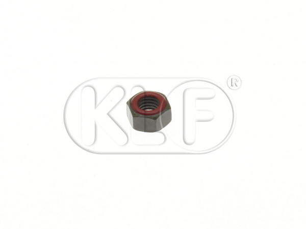 Oil Pump Cover Nut, self sealing, M8