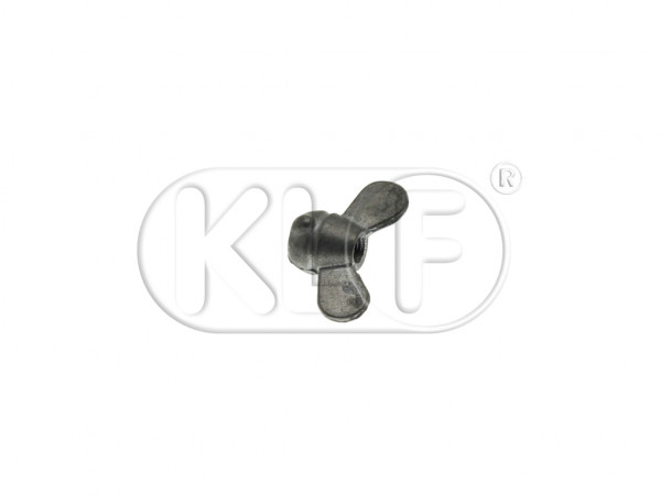 Wing Nut for Clutch Cable, year 8/65 on