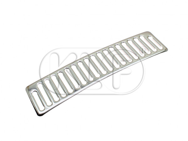 Front Grill chrome, not 1303, year 8/67 on
