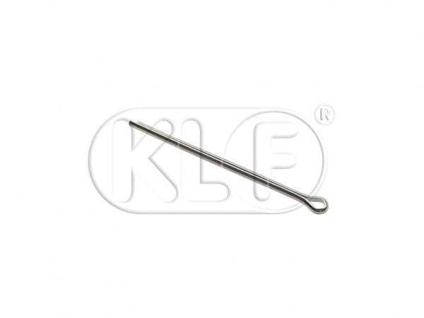 Cotter Pin for Tie Rod End with Crown Nut, 2,5 x 45mm