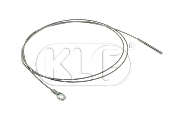 Clutch Cable, 2260mm, year 8/65-7/71