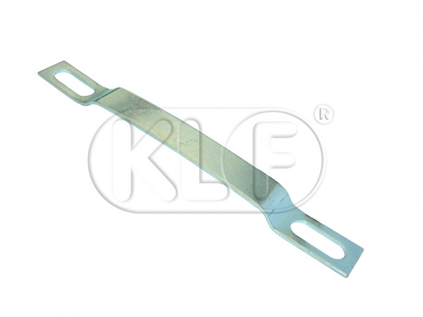 Armrest Bracket, fits left and right, year thru 7/72