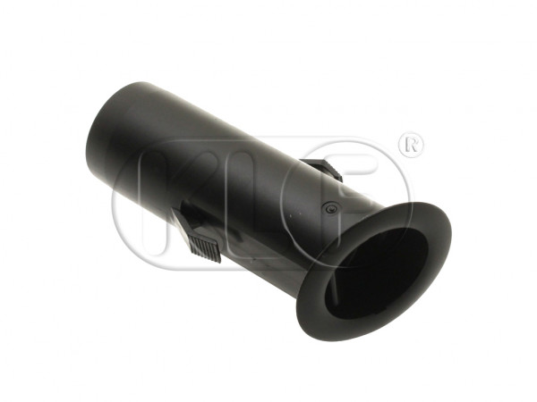 Defroster Vent, outer, 1303 only, year 8/72 on