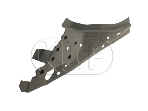 Bumper Bracket Mount, rear right, Top Quality, for US modification, year 08/73 on