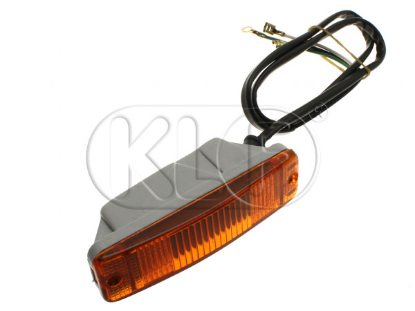 Turn Signal for Bumper, year 8/74 on