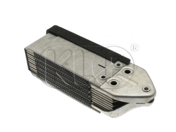 Oil Cooler for dual port engine