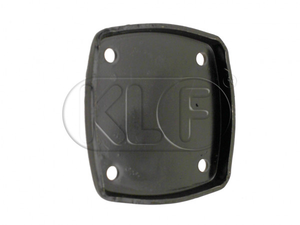 Cover Plate for oil pump, 6 mm bolt, year thru 07/67