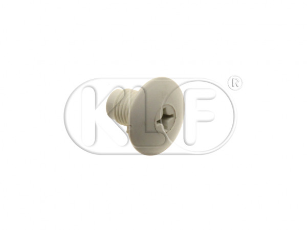 Cover Plug for Seat Belt Thread