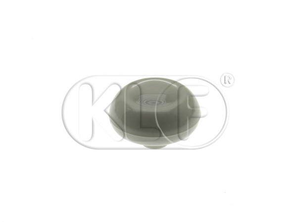 Shift Knob, grey, 7mm thread, year 8/60-7/67