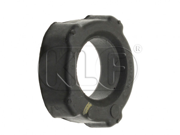 Rubber Bushing Torsion Arm, outer right year 8/59-7/68, inner left year 8/59 on