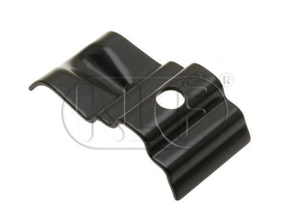 Reinforcement Plate for Bumper Blade, year thru 7/67