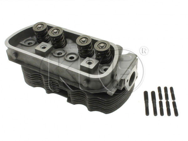Cylinder Head, 1600ccm, unleaded, 37 kW (50 PS), dual port
